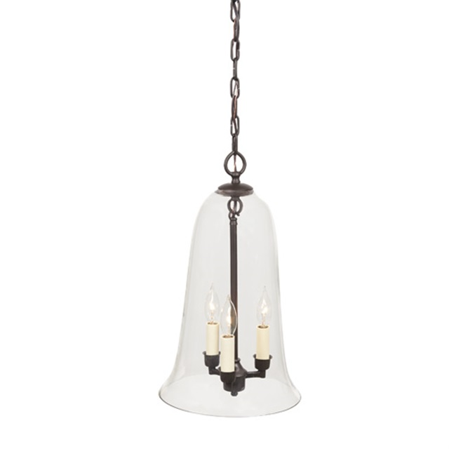 Clear inverted bell jar light smoke bell pendants large elongated bell jar pendant with clear glass aloadofball Choice Image