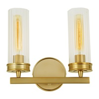 Hamilton Two Light Wall Sconce