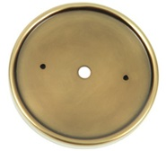 10-Rubbed (Satin) Brass