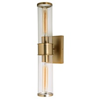 Gramercy two light wall sconce