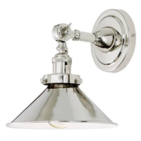 Soho one light swivel M3 wall sconce
