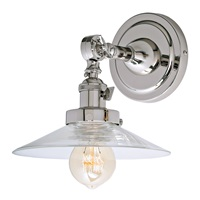 Soho one light swivel Ashbury wall sconce