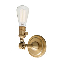 Soho one light swivel wall sconce
