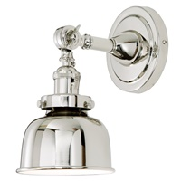 Soho one light swivel M2 wall sconce