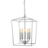 Austin five light open foyer pendant