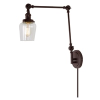 Soho One Light Triple Swivel Liberty Wall Sconce