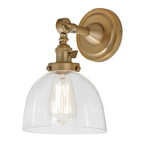 Soho one light swivel Madison wall sconce