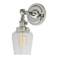 Soho one light swivel Liberty wall sconce