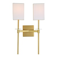 Marcus Two Light Wall Sconce