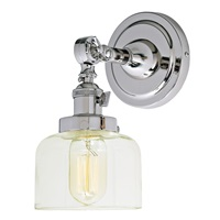 Soho one light swivel Shyra wall sconce